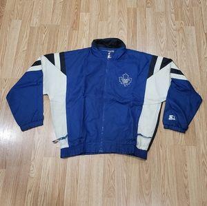 Vintage Toronto Maple Leafs Starter Jacket NHL